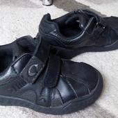 Кожаные кроссовки Clarks,интересный дизайн,Камбоджия