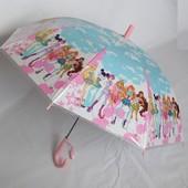 Яркий зонт Винкс, 3-10 лет