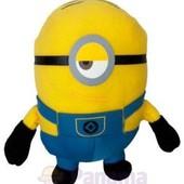 Плюшевая игрушка Миньон 15 см