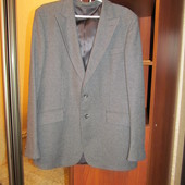 Продам мужской шерстяной пиджак р 50