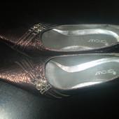 Туфли женские р.37 стелька 24-24,5 см