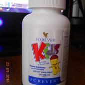 Витамины для детей Форевер Кидз. 120 таблеток.