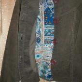 Пиджак жакет вельветовый