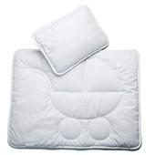 Одеяло и подушка, комплекты в коляску тм Идея