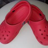 Кроксы Crocs оригинал, Италия,16 см