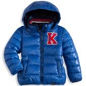 (M-558) Куртка синяя C&A р. 98