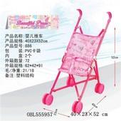 коляска для кукол размер 40 23 52см