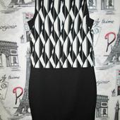 Платье черно-белое Dorothy Perkins р.8