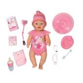 Кукла baby born - очаровательная малышка (43 см, c аксессуарами)
