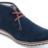 Натуральная кожа - мужские ботинки - снова в продаже