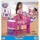 Игровой центр - кроватка кровать для куклы American Plastic Toys my very own nursery