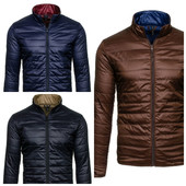 фирменная мужская куртка Bruno Leoni на осень