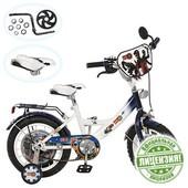Велосипед Генератор Рекс 12 Generator Rex детский двухколесный