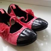 Туфли, балетки на девочку