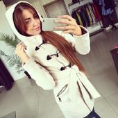 Классное пальто с капюшоном! 3 цвета!Качество- Харьков!