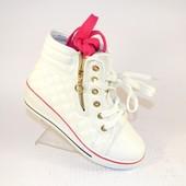 Ботинки сникерсы для девочек LT412C (2 цвета)