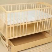 Детская кроватка-колыбель