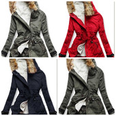 Куртка парка женская зимняя 2 в 1(єврозима)