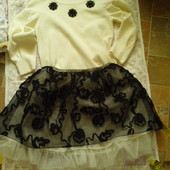 Miss Blumarine Блюмарин юбка С-ка + кофточка в подарок!Италия, оригинал!
