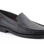 Кожаные туфли, весна-осень, нат. кожа фабрика JAM Испанского производителя