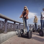 прогулки на гироскутерах Segway Киев