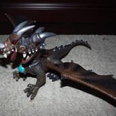 дракон mega bloks