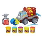 Задорный цементовоз Play-Doh