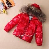 Куртка детская (сезон евро зима)