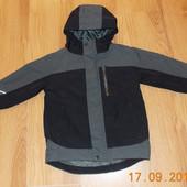 Демисезонная куртка-ветровка Aventures для мальчика 3-4 года, 98-104 см