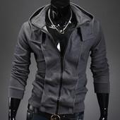 Стильная куртка - толстовка Сreed. Производства Украина