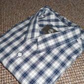 Рубашка в клетку Timberland. XXL. Размер 58