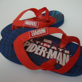 Сандалии вьетнамки Marvel Spiderman 25 размер