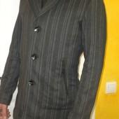 Пиджак-пальто в британском стиле (м)