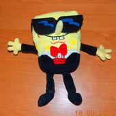 """Фирменная игрушка """"Губка Боб"""", оригинал!"""