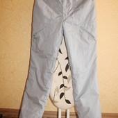 Горнолыжные утепленные штаны A&A на высокого мужчину 50-52 р.