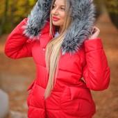 Суперская куртка-пуховик !!! Евро-зима!! Разные цвета!Супер цена!