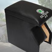 Подлокотник для Škoda Octavia A5 Пересылаем по всей стране. Отличное качество. Звоните заказывайте!