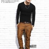 Стильная футболка из эластичной ткани Black. Производства Украина