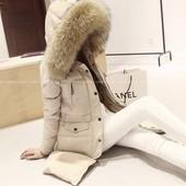 женская куртка ХИТ  пуховик женский деми термо пух пальто парка дубленка монклер сникерсы сапоги