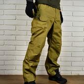 Тактические брюки ткань 50% полиэстр 50%хлопок