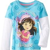Реглан Nickelodeon Little Girls Dora