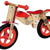 Беговел красный «Racer», Bino