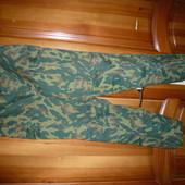 Камуфляжные штаны новые 56 размер