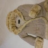Зимняя куртка 46