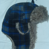 Cedarwood State Новая фирменная шапка-ушанка унисекс примерно на голову 56-58 см