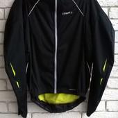 Новая велокуртка ветровка мужская Craft L3 Protection