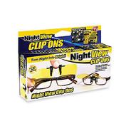 Водительские очки Night View Clip Ons