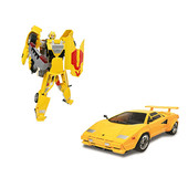 Робот-трансформер - Lamborghini Countach (1:24)