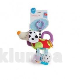 Развивающая игрушка-подвеска - Смышленый песик фото №1