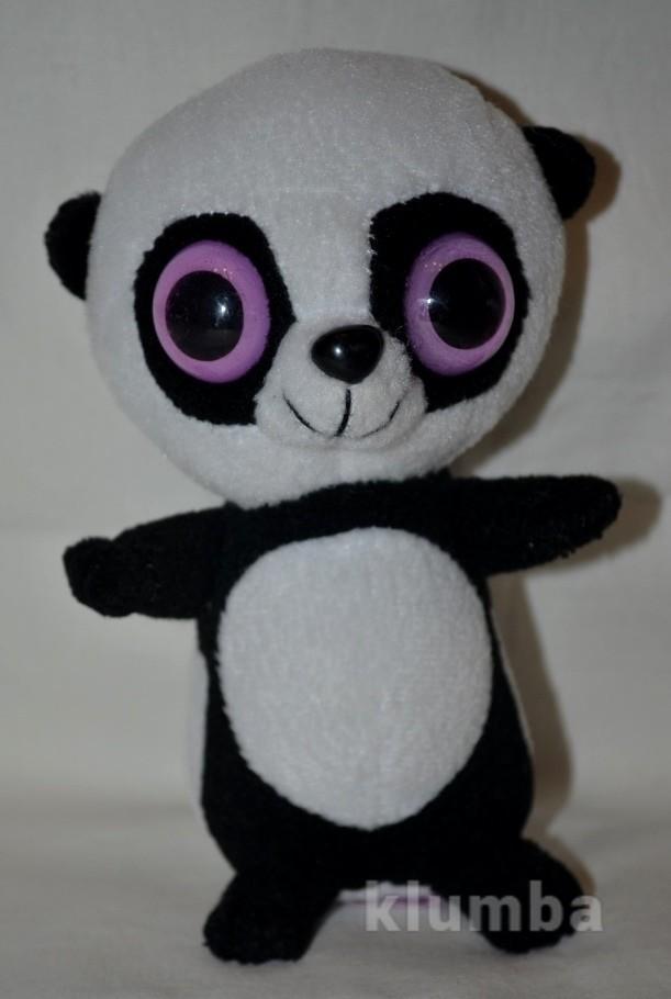 фирменный Милейший мишка Панда глазастик лупастик фото №1